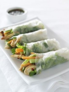Vietnamese Rice Rolls - Food Musings