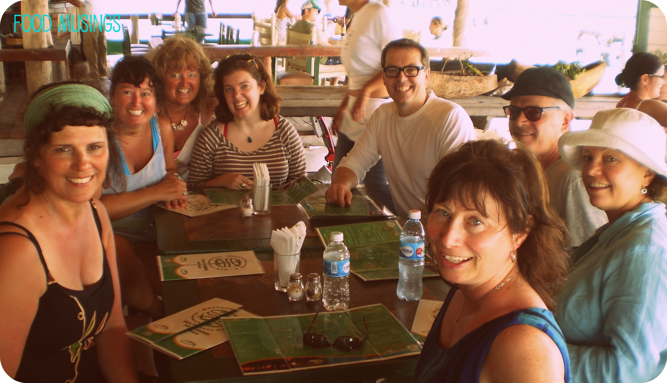 Bally Hoo Revisited-Isla Mujeres - Food Musings | Winnipeg