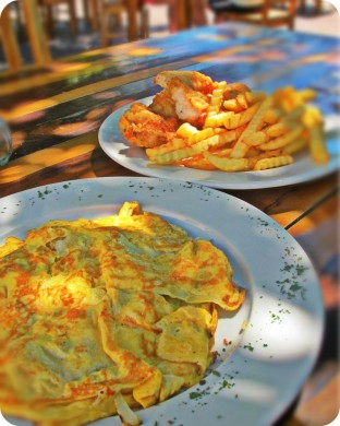 Iquana's Omelette