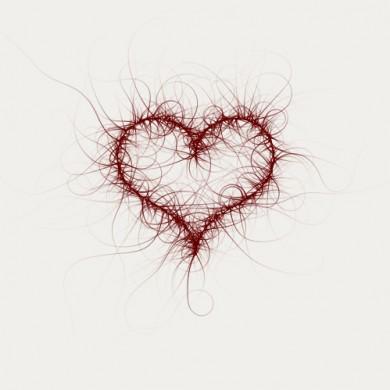 heart-hairy