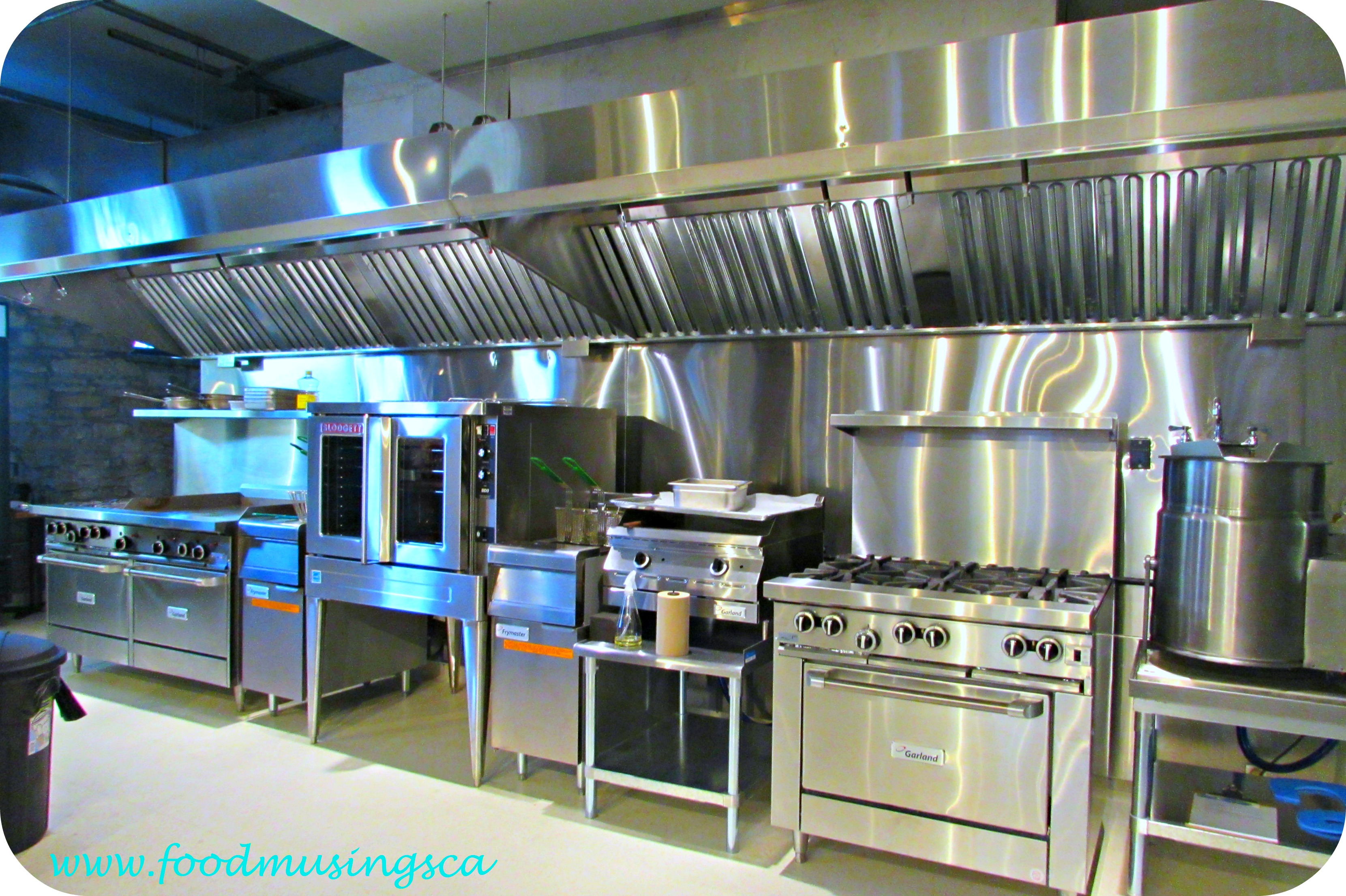 High Quality The Commercial Kitchen Space Is A Dream Come True. The Space Can Be Booked  For Events Large And Small. I Hope That Sheila, My New Facebook Friend, ...
