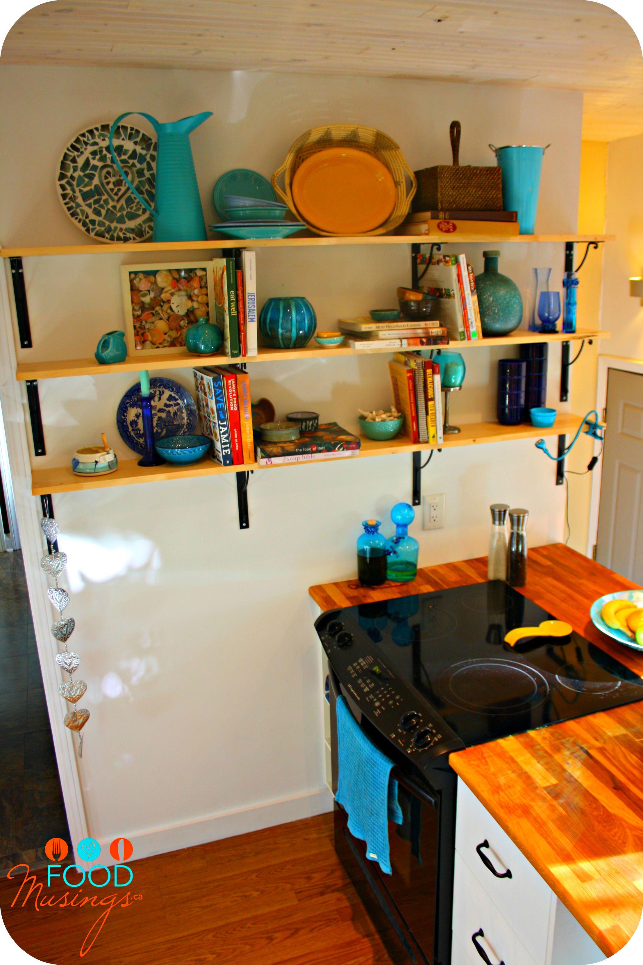 Decorative Kitchen Shelf Decorative Set For The Kitchen Vintage Kitchen Accessories 3d