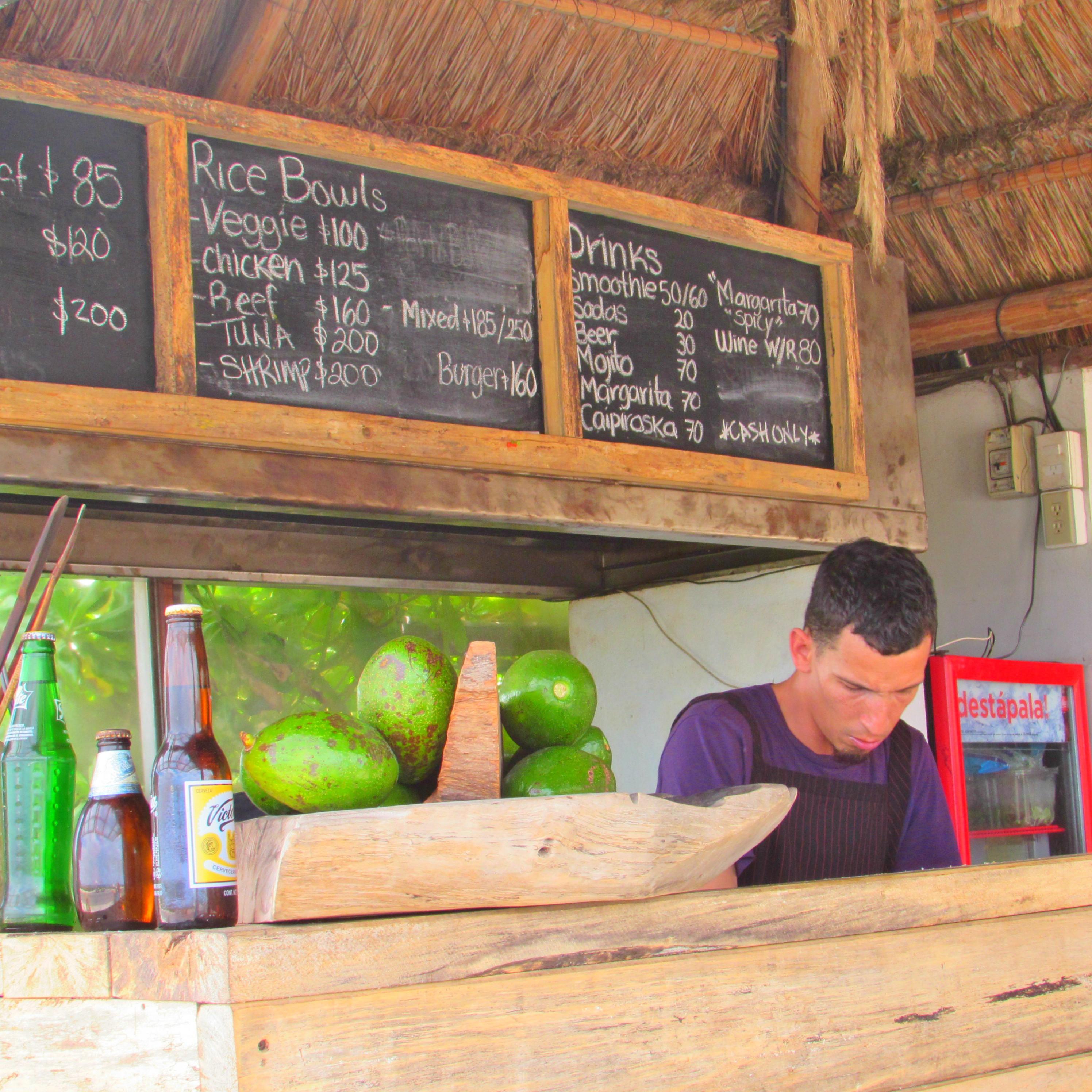 Madera Food And Art Isla Mujeres 2018 Food Musings