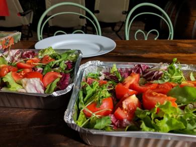 Florence day salad